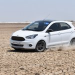 Ford Figo Sports Edition (Ford Figo S) at Rann of Kachchh review