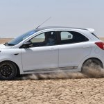 Ford Figo Sports Edition (Ford Figo S) at Rann of Kachchh