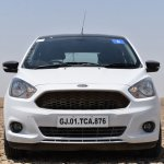 Ford Figo Sports Edition (Ford Figo S) front review