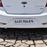 Ford Figo Sports Edition (Ford Figo S) rear bumper