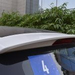 Ford Figo Sports Edition (Ford Figo S) rear spoiler