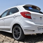 Ford Figo Sports Edition (Ford Figo S) rear three quarters left side