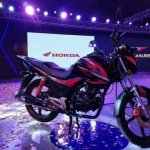 Honda CB150F launch Pakistan side