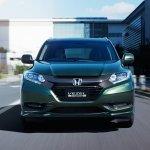 Honda Vezel Hybrid front