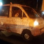 IAB reader spots the Mahindra Jeeto van front three quarter