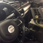 Interior of lower-spec Fiat Argo revealed