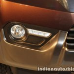 Isuzu MU-X foglamp launched in India image
