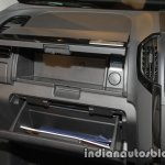 Isuzu MU-X glovebox launched in India image