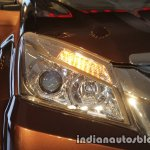 Isuzu MU-X headlamp launched in India image
