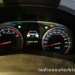Isuzu MU-X instrument cluster launched in India image