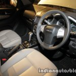 Isuzu MU-X interior launched in India image