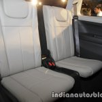 Isuzu MU-X third row seat launched in India image