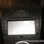 Isuzu MU-X touchscreen launched in India image