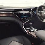 JDM-spec 2018 Toyota Camry Hybrid interior