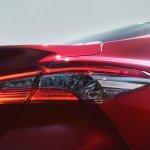 JDM-spec 2018 Toyota Camry tail Hybrid lamp