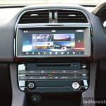 Jaguar F-Pace R-Sport SUV center console Review
