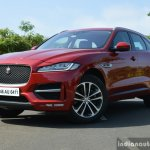 Jaguar F-Pace R-Sport SUV featured image Review
