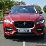 Jaguar F-Pace R-Sport SUV front Review