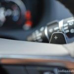 Jaguar F-Pace R-Sport SUV paddle shifters Review