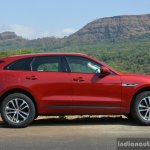 Jaguar F-Pace R-Sport SUV side Review