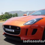 Jaguar F-Type Convertible front fascia