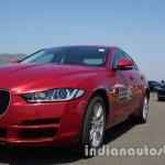Jaguar XE and Jaguar XF at Jaguar The Art of Performance Tour