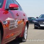 Jaguar XF at Jaguar The Art of Performance Tour