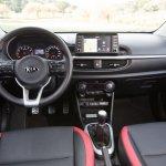 Kia Picanto GT-Line interior