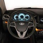 Lada Vesta SW Cross concept dashboard driver side