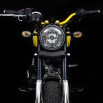 Lifan Hunter 125 studio headlamp