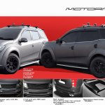 Mahindra XUV500 Mad Men custom accessories price