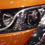 Mahindra XUV500 special edition headlamps