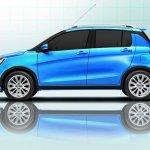 (Maruti) Suzuki Celerio facelift rendered