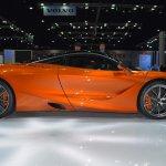 McLaren 720S side at BIMS 2017