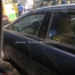 New Maruti Ciaz left side spy shot