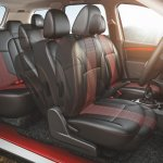 Renault Duster Petrol CVT dual tone red black interior launched