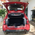 Renault Duster Xtronic CVT boot spied at dealership