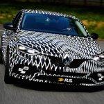 Renault Megane 2018 teaser front