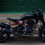 Royal Enfield Americana by Bulleteer Customs side