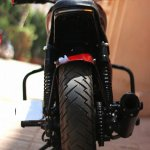 Royal Enfield Thunderbird 350 X350 by Haldankar Customs rear