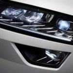Skoda Karoq headlamp