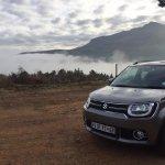 South African-spec Suzuki Ignis exterior image