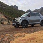 South African-spec Suzuki Ignis exterior second image