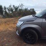 South African-spec Suzuki Ignis left side