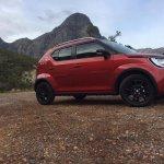 South African-spec Suzuki Ignis scenic image