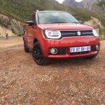 South African-spec Suzuki Ignis