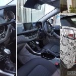 Tata Nexon interior spied with camouflage