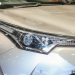 Toyota C-HR headlamps