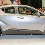 Toyota C-HR profile