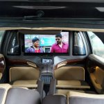 Toyota Fortuner modded Jeep Renegade rear cabin